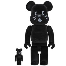 BE@RBRICK Nya- Flocky Ver. 100% & 400% Set