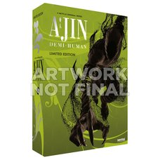 Ajin: Demi-Human Season 2 Blu-ray/DVD Premium Box Set
