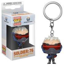 Pocket Pop! Keychain: Overwatch - Soldier: 76