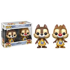 Pop! Disney: Kingdom Hearts - Chip & Dale 2-Pack