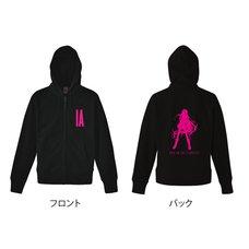IA Pink Silhouette Ver. Hoodie