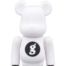 BE@RBRICK 100% Resonate Goodenough White