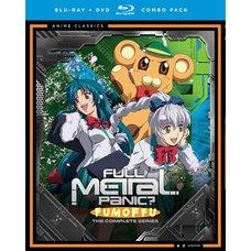 Full Metal Panic? Fumoffu Blu-ray/DVD Combo