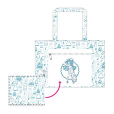 Snow Miku Tote Bag
