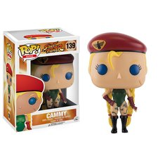 Pop! Games: Street Fighter - Cammy