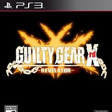 Guilty Gear Xrd Revelator (PS3)