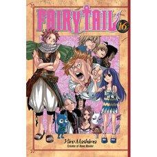 Fairy Tail Vol. 16