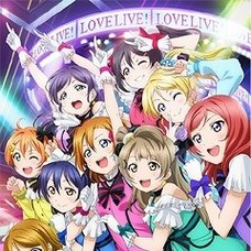 Love Live! μ's Go Go! 2015 Dream Sensation! Blu-ray Memorial Box