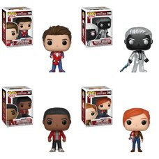 Pop! Games: Spider-Man - Complete Set