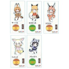 Kemono Friends Stand Pop Acrylic Stands