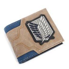 Attack on Titan Bi-Fold Wallet