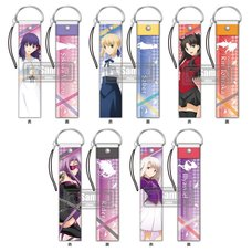 Fate/stay night: Heaven's Feel Large Strap Collection