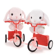 Pote Usa Loppy Tricycle Riding Plush