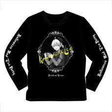 Hatsune Miku Halloween Kagamine Len Long T-Shirt