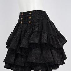 Ozz Oneste Rose x Chart Skirt