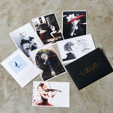 LOCUS Postcard Set
