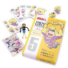 Osomatsu-san x Tokyo Girls Collection Oshimatsu Special Book: Jyushimatsu