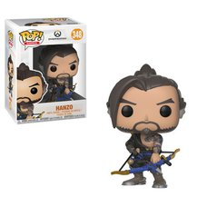 Pop! Games: Overwatch Series 4 - Hanzo