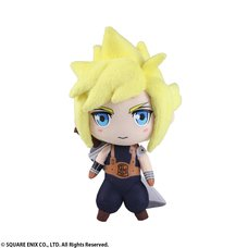 Final Fantasy VII: Cloud Strife Mini Plush (Re-run)