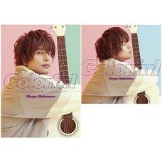 Shugo Nakamura 2nd Single CD