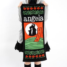 angela 2015 Red Dragon Towel