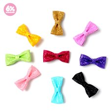 6%DOKIDOKI Mini Ribbon Clip & Brooch (Sugar)
