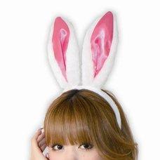 Fuwa-Fuwa Bunny Ear Headband