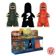 Mystery Minis: Godzilla (3-Pack)
