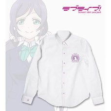 Love Live! Nozomi Member Shirt (Ladies')
