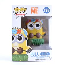 POP! Movies No. 125: Despicable Me 2 Hula Minion