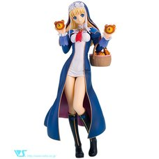 CharaGumin Airy |  Shining Hearts: Shiawase no Pan Garage Kit