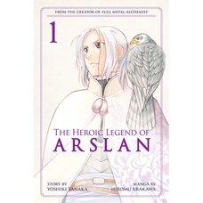 The Heroic Legend of Arslan Vol. 1