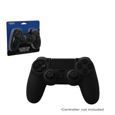 KMD PS4 Controller Silicone Skin Protector - Black