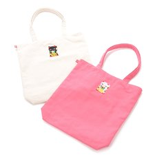 Maneki Pooh-chan Reversible Tote Bag