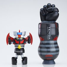 Mazinger Tenga Robo: Mega Tenga Rocket Punch Set (First Run Limited)