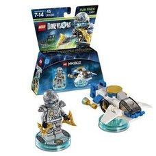 LEGO Dimensions Ninjago Zane Fun Pack