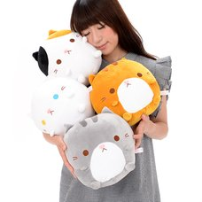 Mocchiizu Kororin Plush Collection