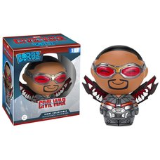 Dorbz: Captain America: Civil War - Falcon