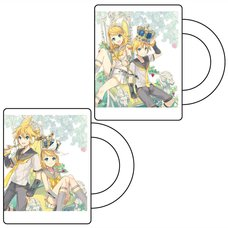 Kagamine Rin/Len 10th Anniversary Mug