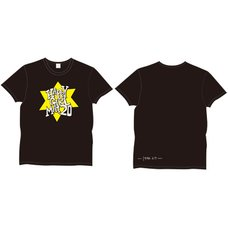 Hello! Project 2016 Winter ~Dancing! Singing! Exciting!~ Mai Hagiwara Birthday T-Shirt