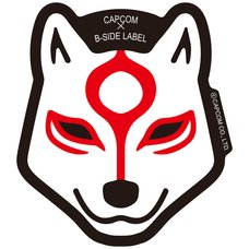 Capcom x B-Side Label Okami Stickers