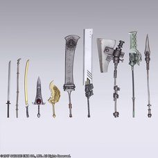 Bring Arts NieR: Automata Trading Weapon Collection