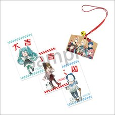Hatsune Miku New Year Party 2018 Omikuji w/ Ema Strap