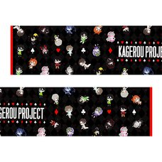 Kagerou Project Playing Card Muffler Towel