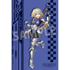 TYPE-MOON Racing Fate 15th Anniversary Edition Jeanne d'Arc (Armor Ver.) Big Towel