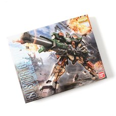 Master Grade Buster Gundam 1/100th Scale Plastic Model Kit