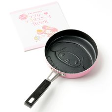My Melody Lovely Deco-Pancake Book w/ Bonus Frying Pan