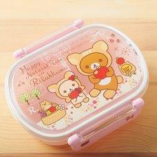 Rilakkuma Silicone Seal Bento Box