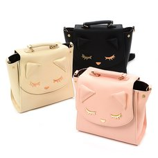 Pooh-chan Tail 3-Way Mini Backpack