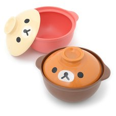 Rilakkuma Clay Pots